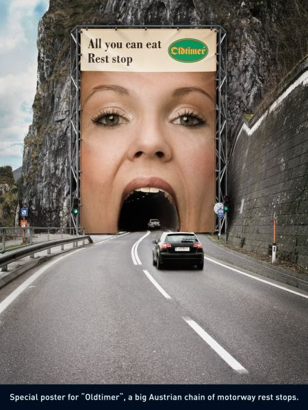 Example of Ambient Advertisement