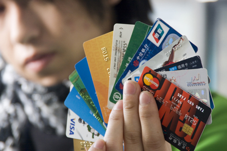 Consumption Behavior - Credit Cards