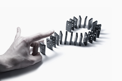 Credit Crisis: Domino Effect