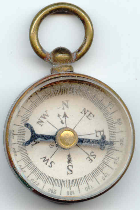A frequently used Hoshin Kanri metaphor: a compass.