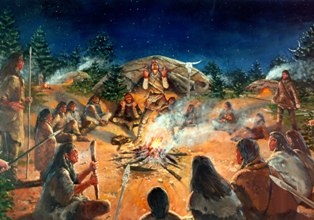 The Micmac vs. The Iroquois
